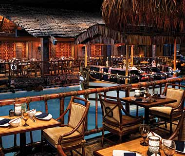 America's Best Retro Escapes: Tonga Room at the Fairmont
