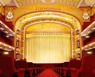 Best Vintage Movie Theaters: Amsterdam, The Netherlands