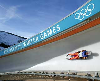 Do-It-Yourself Olympics: Utah Olympic Park