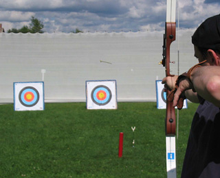 25 Great American Adventures: Vermont Archery