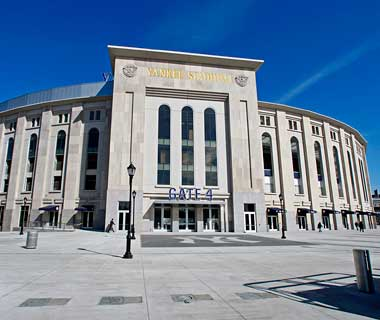 Best Baseball Stadium Food: Yankee Stadium, New York Yankees