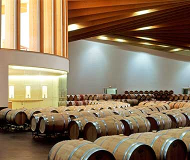 The World's Most Spectacular Tasting Rooms: Bodegas Ysios, Spain