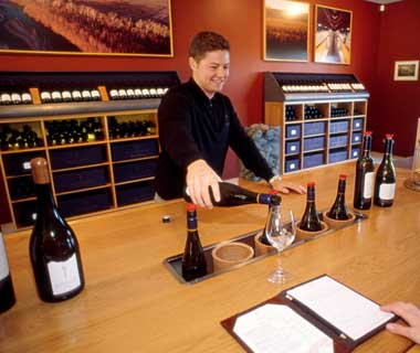 The World's Most Spectacular Tasting Rooms: Craggy Range Giants Winery, New Zealand