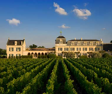 The World's Most Spectacular Tasting Rooms: Château Haut-Brion, France