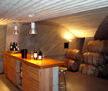 The World's Most Spectacular Tasting Rooms: Viña Pérez Cruz, Chile