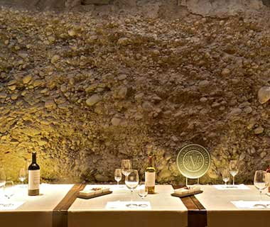 The World's Most Spectacular Tasting Rooms: Carlos Pulenta, Argentina