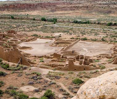 Chaco Culture National Historic Site