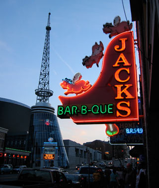 America's Best BBQ Restaurants: Jack's Bar-B-Que