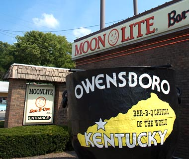 America's Best BBQ Restaurants: Moonlite Bar-B-Q Inn