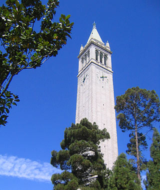 Sather Tower, Berkeley, California