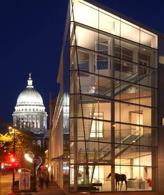Madison Museum of Contemporary Art, Madison, Wisconsin