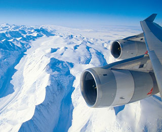 The World's Top 10 Aerial Tours: Antarctica Flights: Antarctica Flights