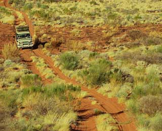 World's Scariest Roads: Canning Stock Route, Australia