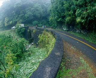 World's Scariest Roads: Graciosa Trail, Brazil