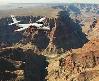 The World's Top 10 Aerial Tours: Grand Canyon Heli-flight, Arizona