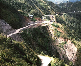 World's Scariest Roads: Halsema Highway, Philippines