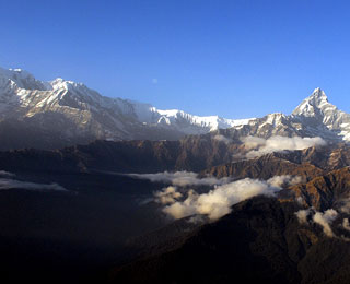 The World's Top 10 Aerial Tours: Himalayas by Balloon, Nepal