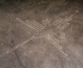 Nazca Lines Flight, Peru