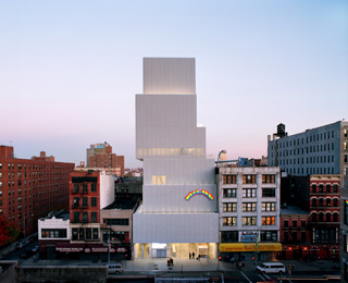 World's Coolest Buildings: The New Museum of Contemporary Art