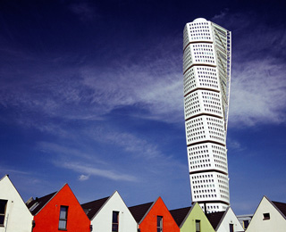 World's Coolest Buildings: Turning Torso