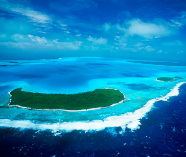 Cook Islands, South Pacific