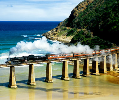 The Outeniqua Choo-Tjoe, South Africa