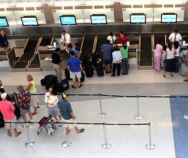 Airport Check-In, When Should You Never Buy It?