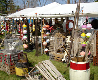 World's Greatest Flea Markets: Brimfield flea market