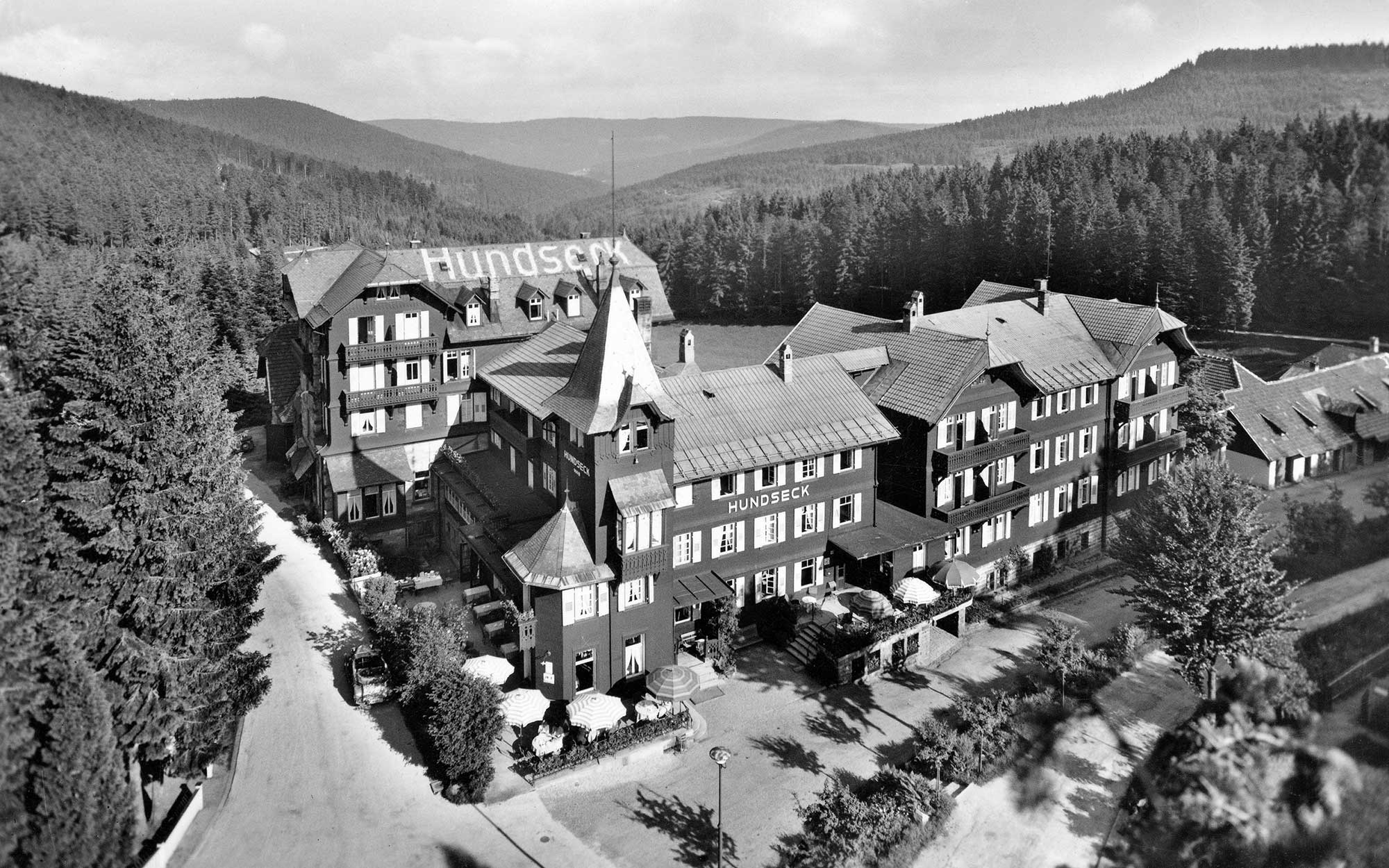 Hundseck Hotel, Germany, abandoned places