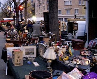 World's Greatest Flea Markets: Porte de Vanves, Rive Gauche