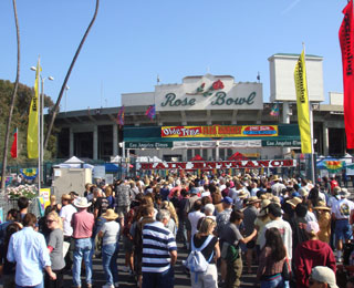 World's Greatest Flea Markets: The Rose Bowl