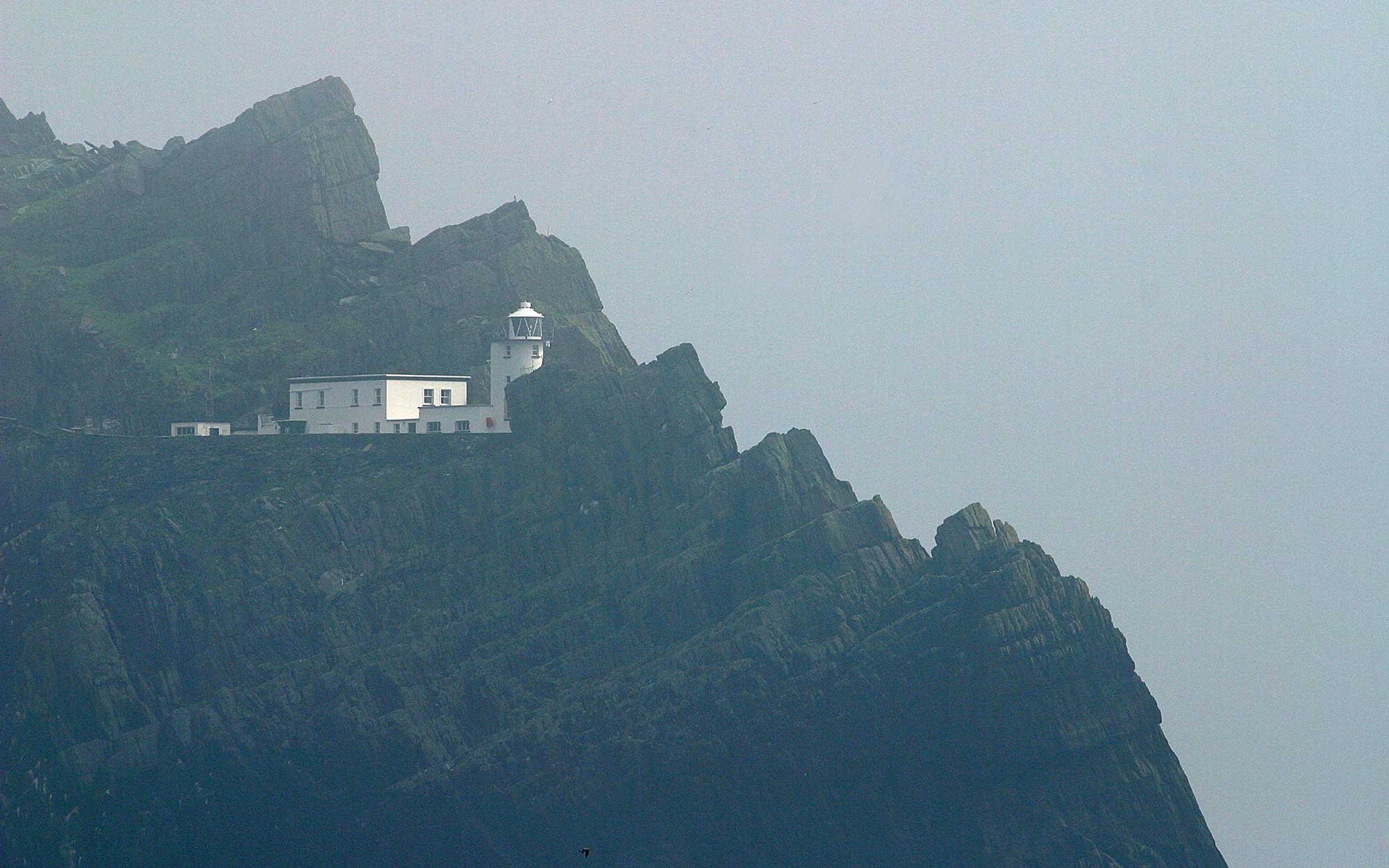 Skellig Island, Ireland, abandoned places