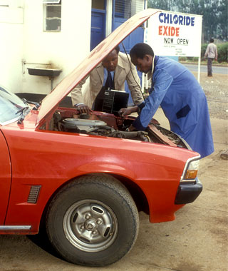 The Lube Job, East Africa