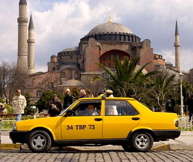 The Taxi Driver Trick, Istanbul