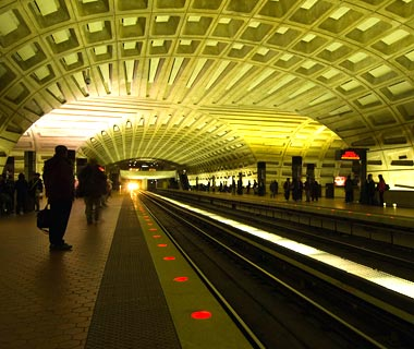 Metro Center Station, Washington D.C.
