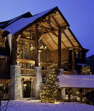The Whiteface Lodge, Lake Placid, NY
