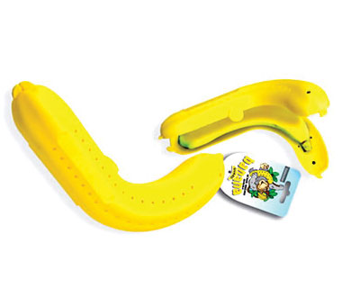 Weirdest Travel Gadgets: Banana Protector