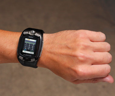 TouchscreenCell Phone Watch