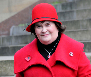 Worst Celebrity Air Rage Incidents: Susan Boyle