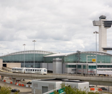 John F. Kennedy International Airport, New York City