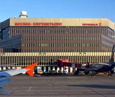Sheremetyevo International Airport, Moscow