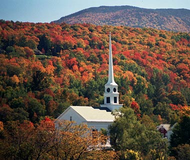 America's Favorite Towns: Stowe, VT