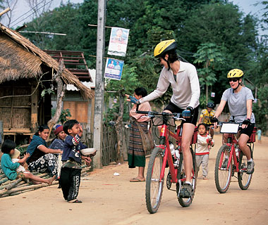 Thailand:Trekking, Walking & Biking