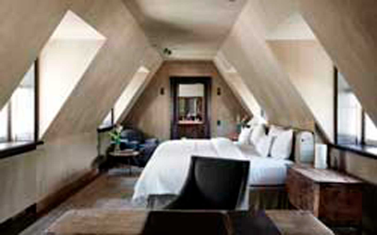 PURS guest room, Andernach, Germany