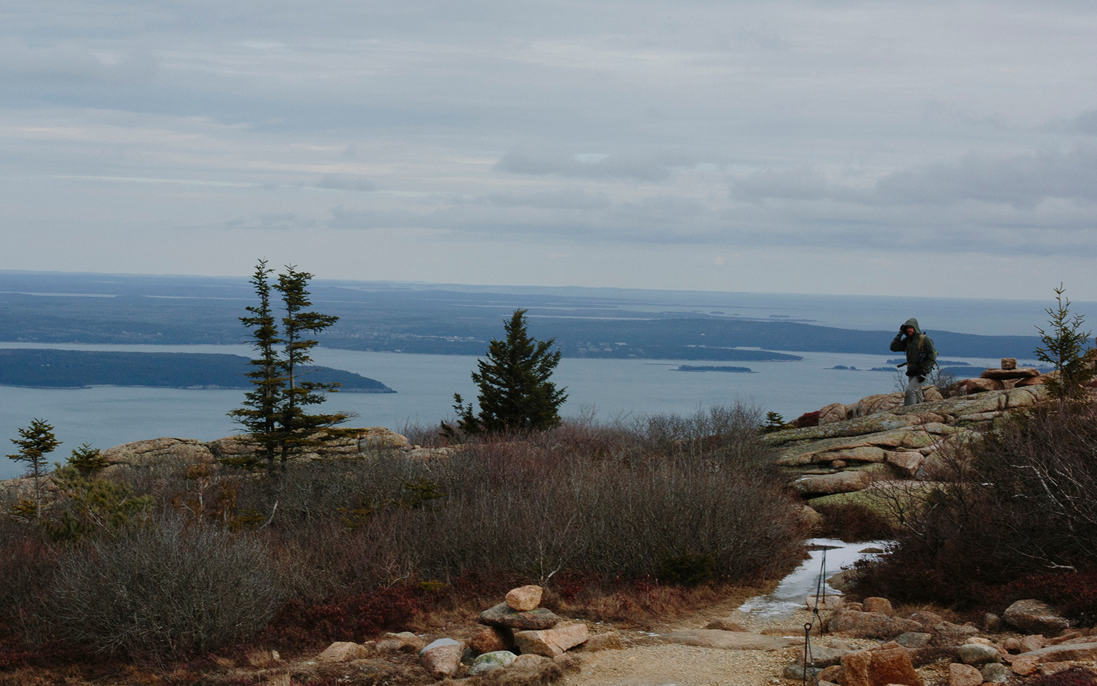 Best U.S. National Park Views: Cadillac Mountain, Acadia National Park