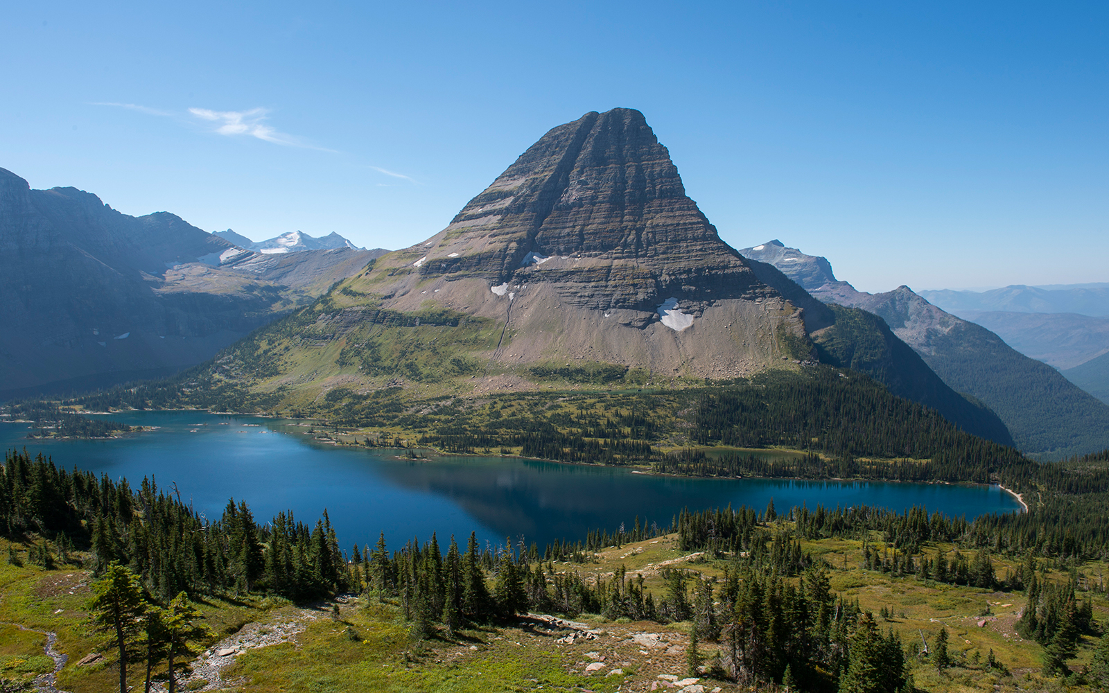 Best U.S. National Park Views: Hidden Lake