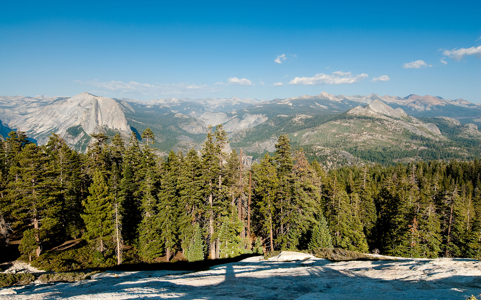 Best U.S. National Park Views: Yosemite National Park