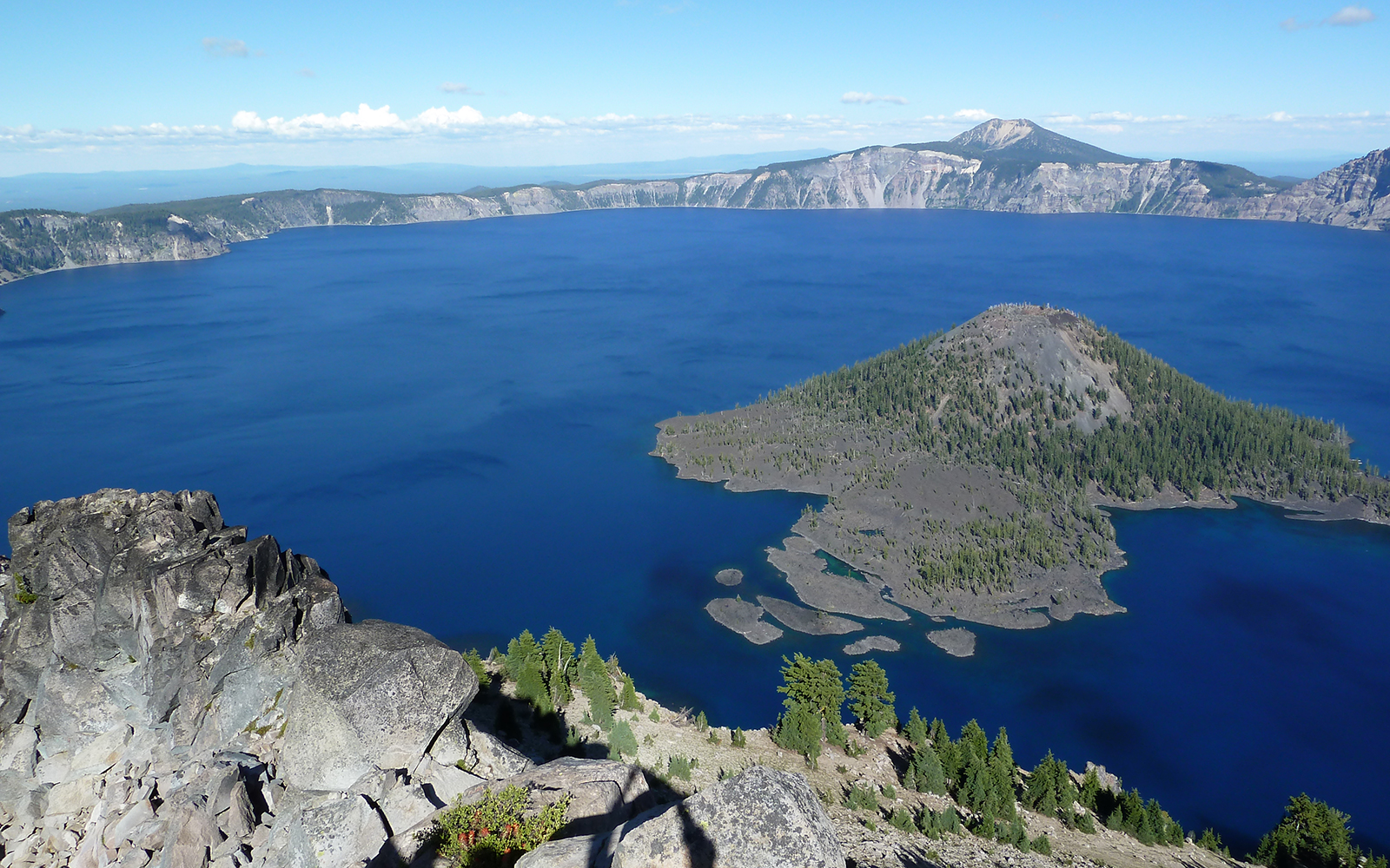 Best U.S. National Park Views: Watchman Peak, Crater Lake National Park