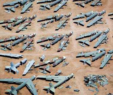 The Boneyard, Arizona