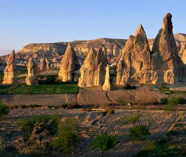 Goreme Valley, Turkey